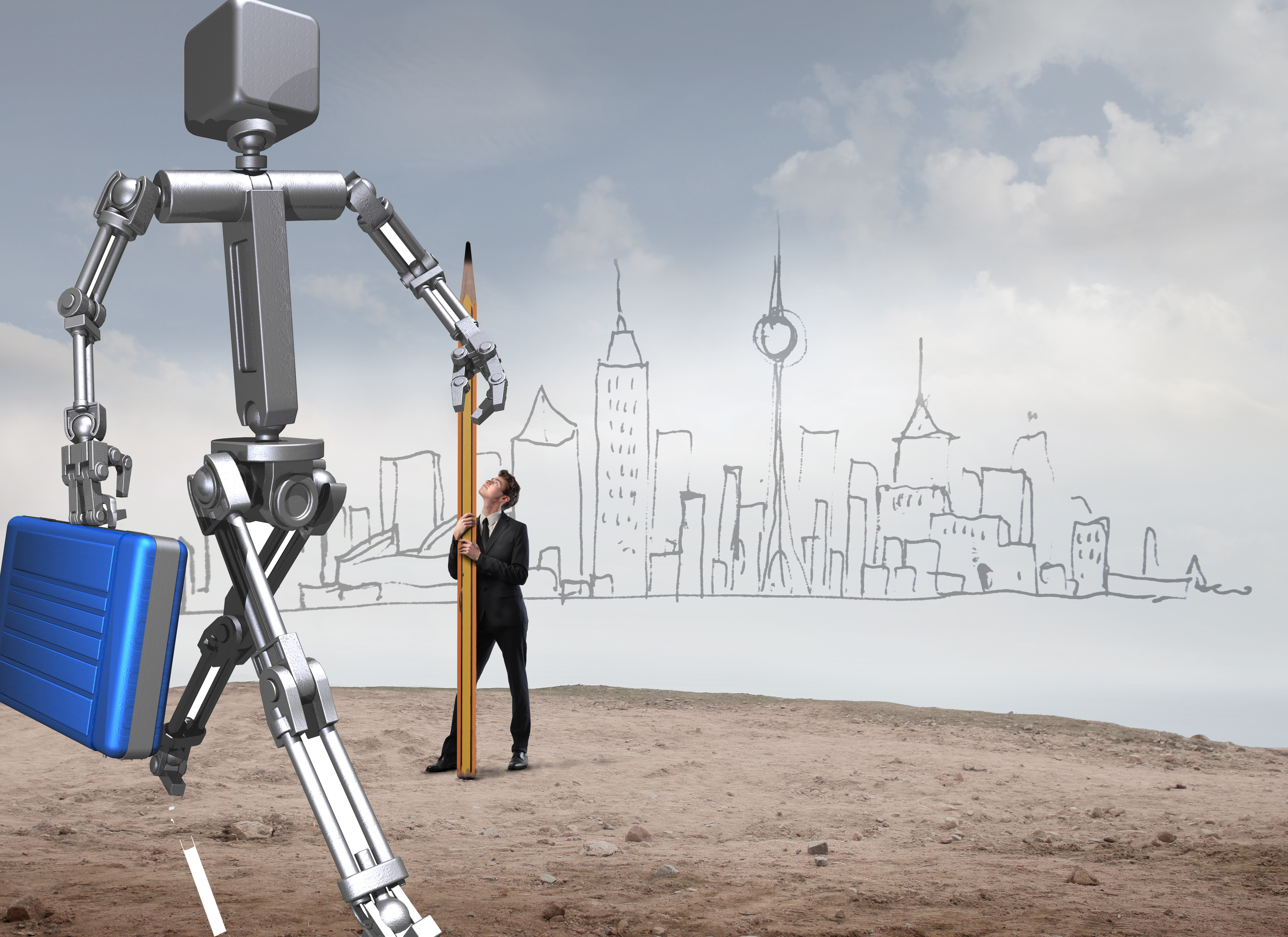 A Look at the Working Landscape in 2035 -written by Maite Baron The Corporate Escape Coach