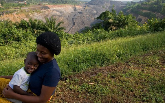 the negative social and environmental impacts of mining on