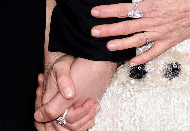 Celebrity jewelry trends are big zucchini