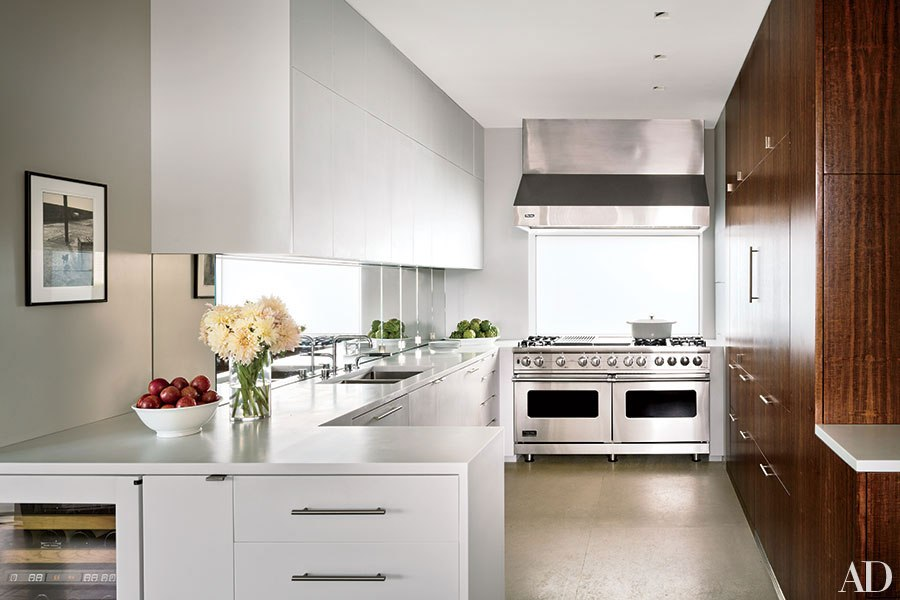 19 Stylishly Sleek Contemporary Kitchens Huffpost