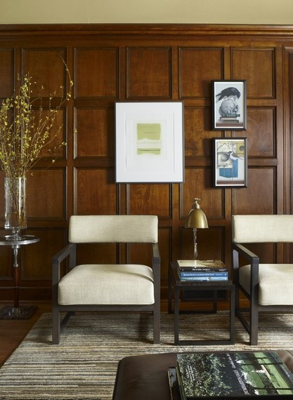 Beautiful Wood Paneled Rooms: Six Reasons To Fall In Love With Wood Panelling All Over