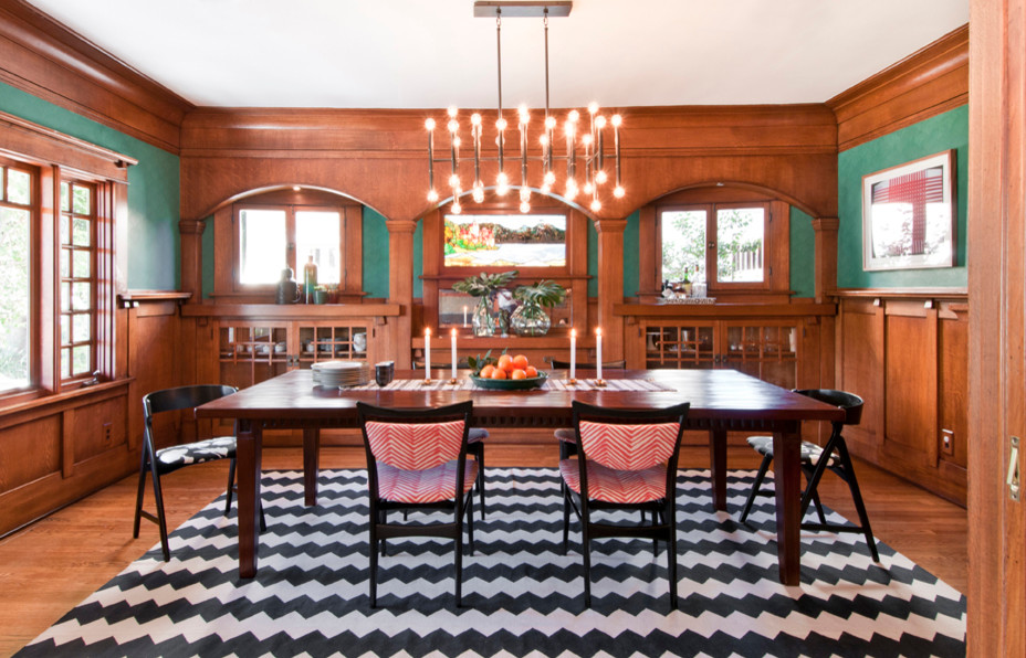 Six Reasons To Fall In Love With Wood Panelling All Over Again