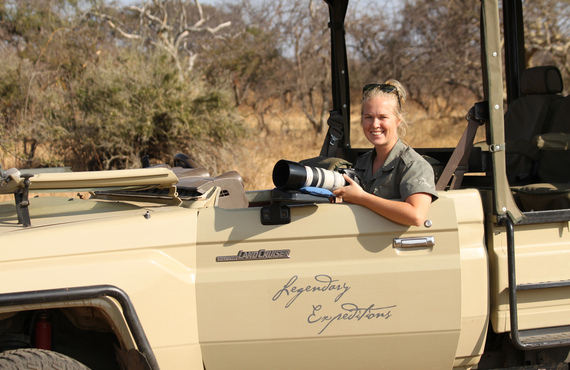 The Girl Guides Of Africa Pioneering Women On Safari