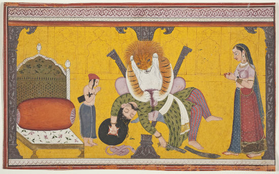 2015-03-05-1425550750-2098875-Narasimha_Disemboweling_Hiranyakashipu_Folio_from_a_Bhagavata_Purana_Ancient_Stories_of_the_Lord_LACMA_M.jpg