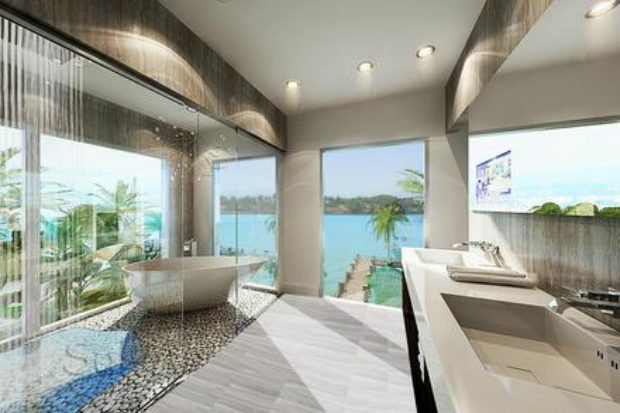 5 gorgeous bathrooms with jaw-dropping views | huffpost
