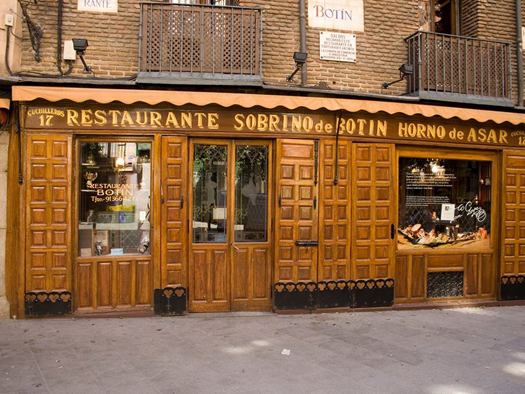 The 10 Most Historic Restaurants and Inns in the World