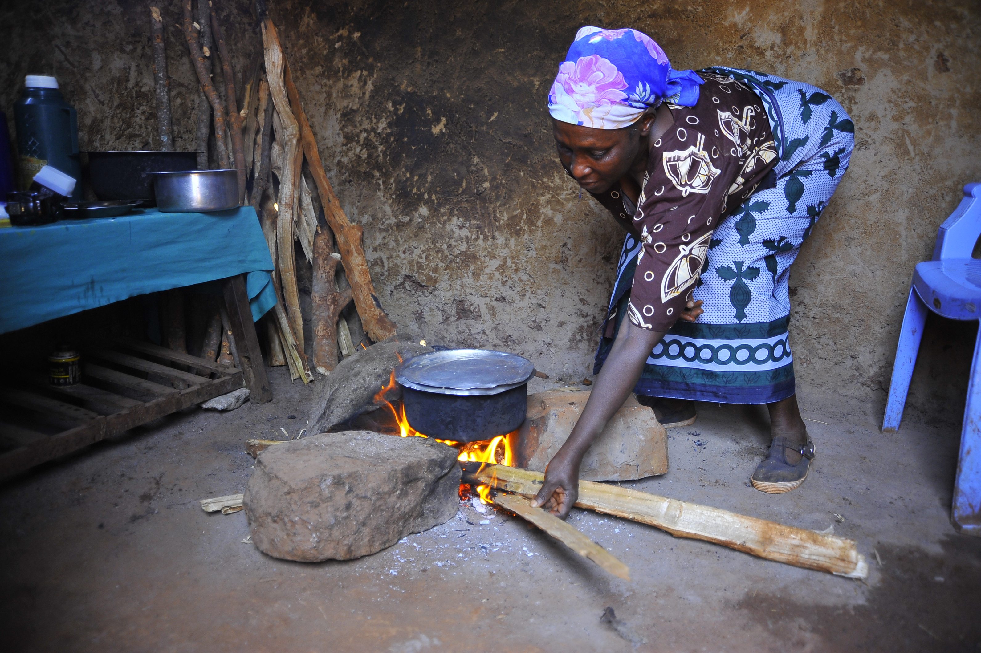 Clean Cookstoves Drive Gender Equality | HuffPost