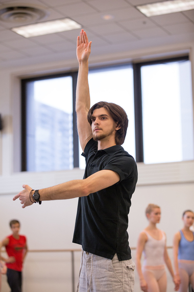 Peter Walker: A New Voice on the Dance Scene | HuffPost