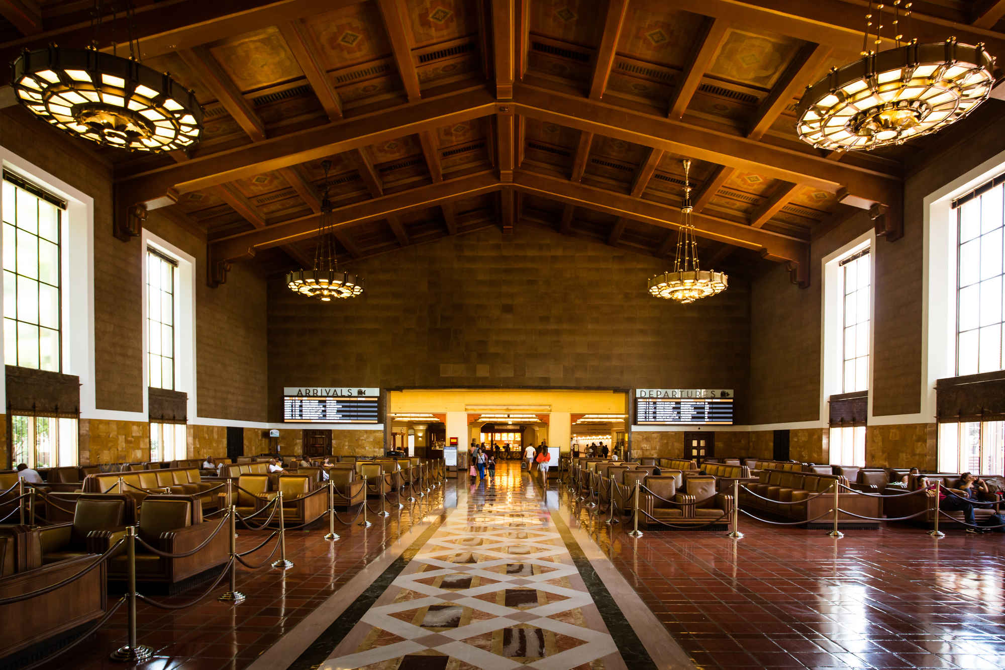 The 5 Most Beautiful Train Stations Across America Huffpost