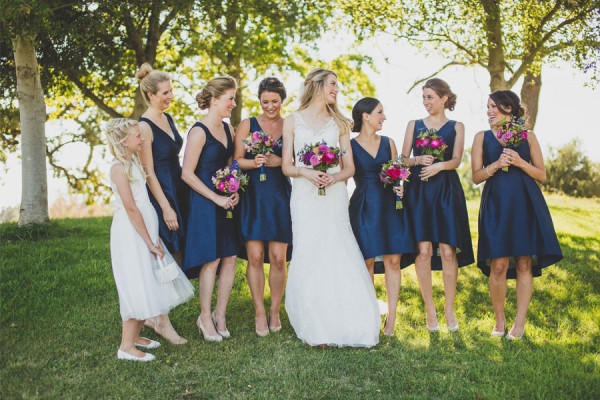 Trend Report: 7 Best Colors for Bridesmaid Dresses | The ...