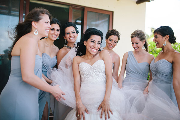 Trend Report: 7 Best Colors for Bridesmaid Dresses  The ...
