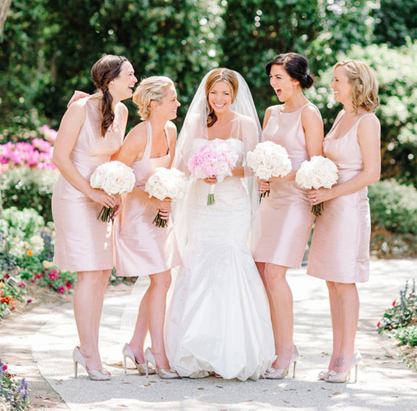 Trend Report: 7 Best Colors for Bridesmaid Dresses | HuffPost