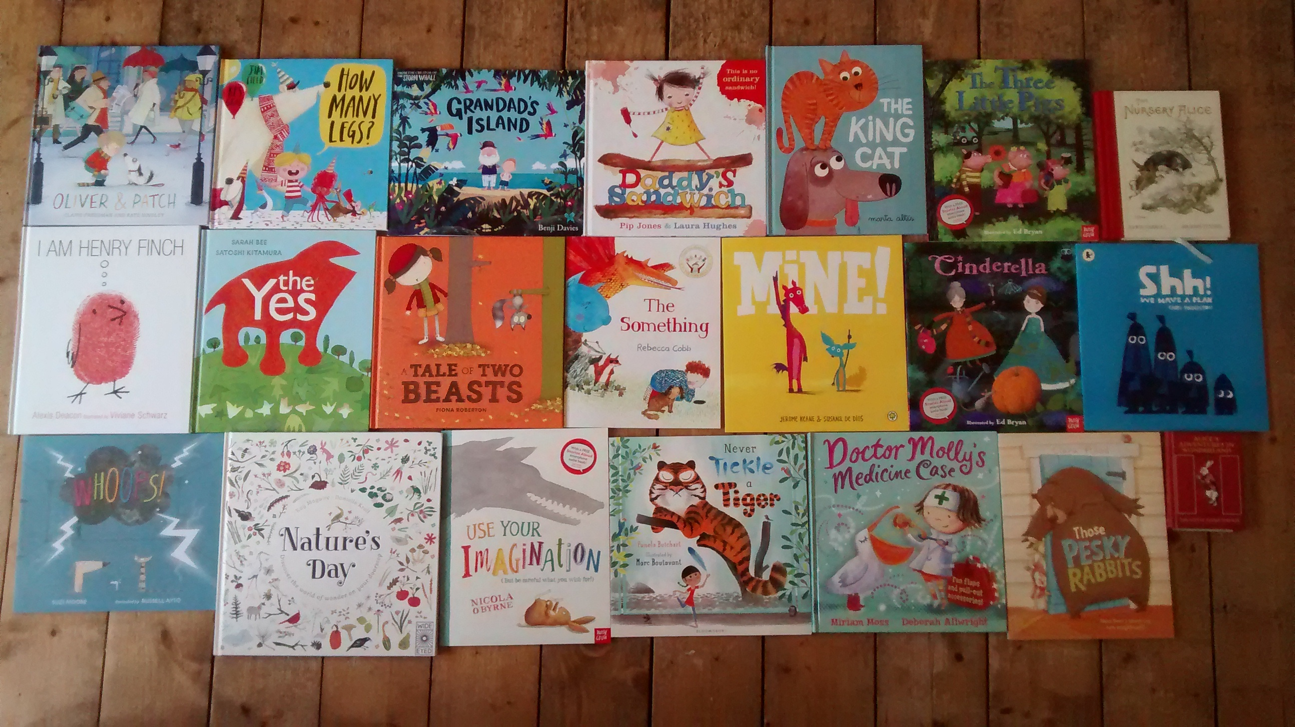 The best children 39 s picture books spring 2015 for Children s fish book