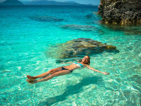5 Spots With The Clearest Waters In The World Huffpost