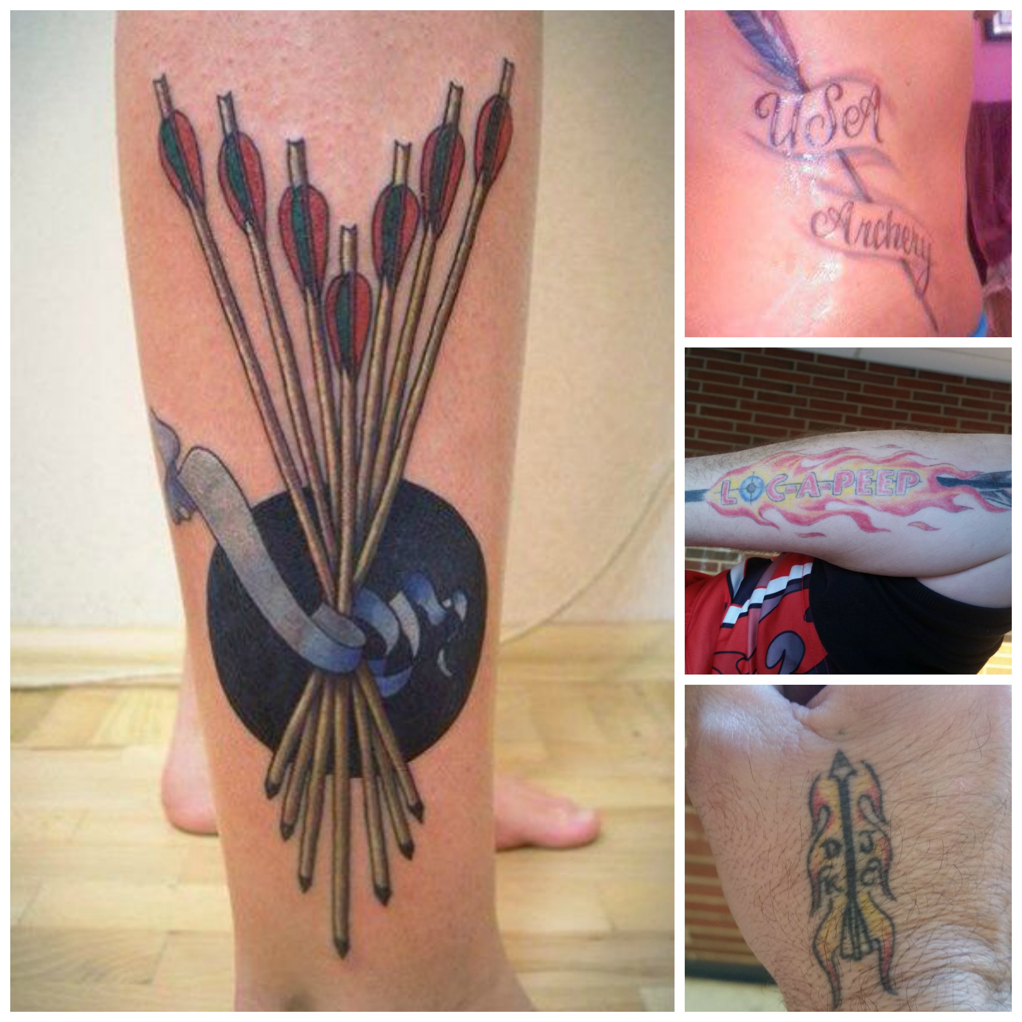 Archery Tattoos Bow And Arrow Ink  HuffPost