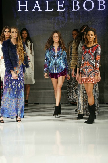 LA Fashion Week Sizzles