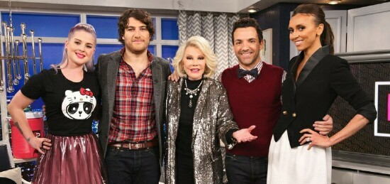 The Fashion Police Cast Remembers Joan's Humor Certainly Fashion Police