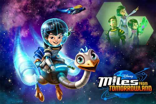 Image result for Miles from Tomorrowland