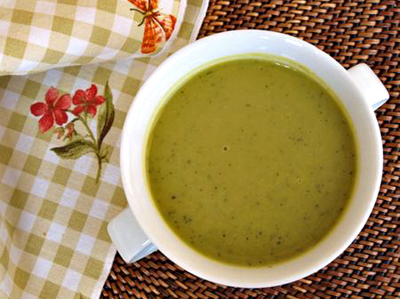 vegetable soup cabbage vegetable soup spicy vegetable soup with basil ...
