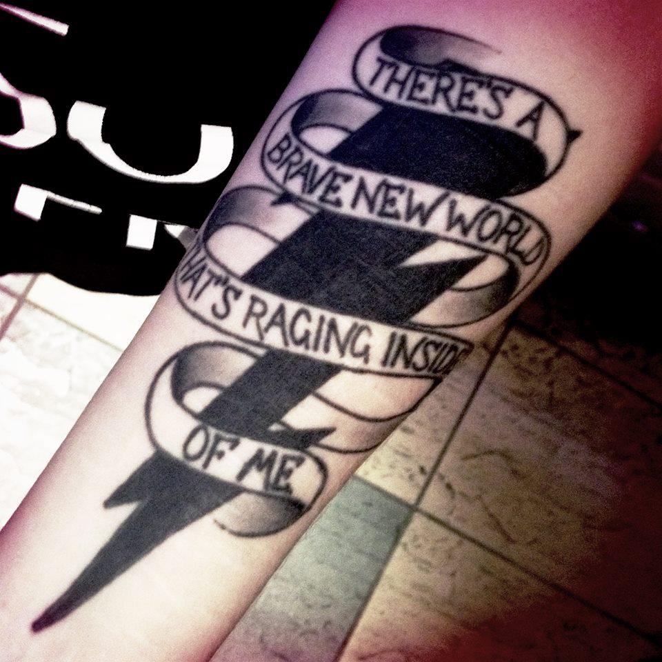 18 Inspirational Tattoos That Celebrate Divorce