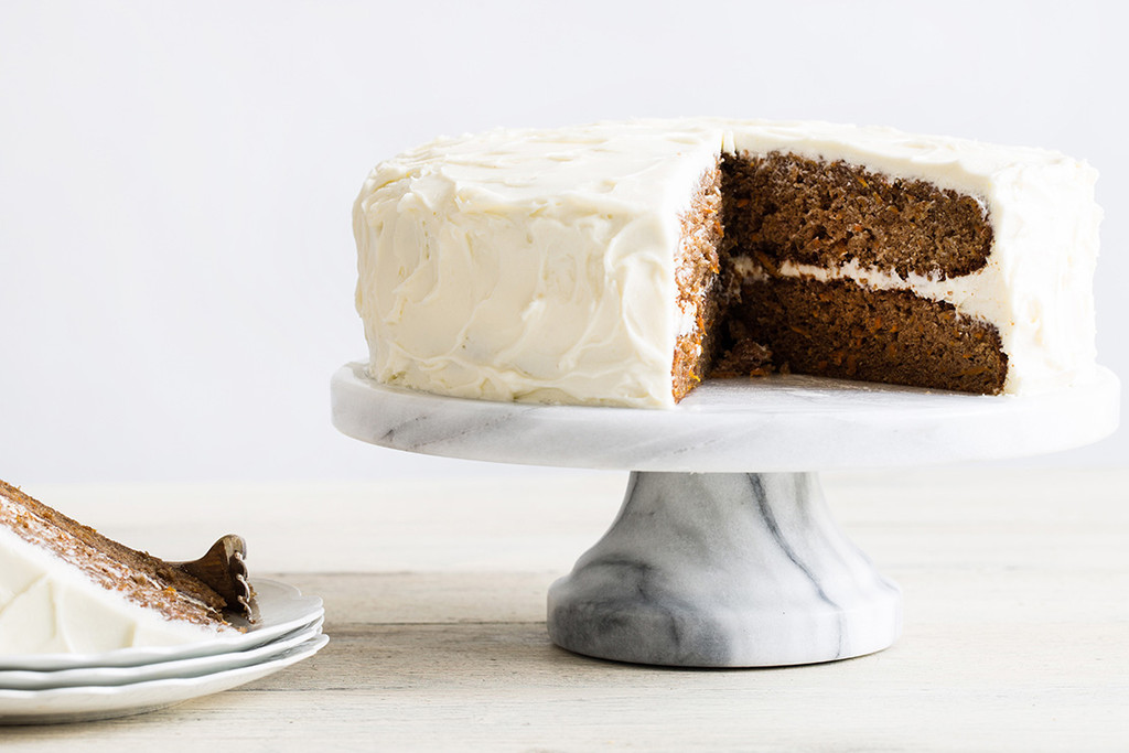 Epicurious Best Carrot Cake