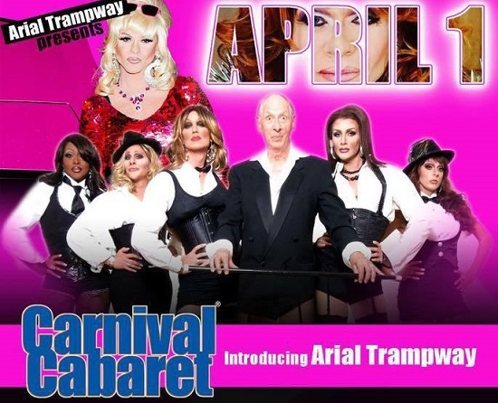 Carnival Cabaret At Oscar S Cafe Bar