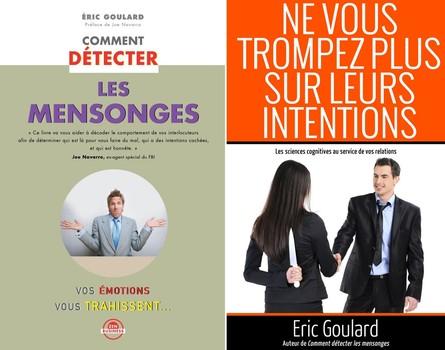 2 livres pour apprendrez à décoder les comportements
