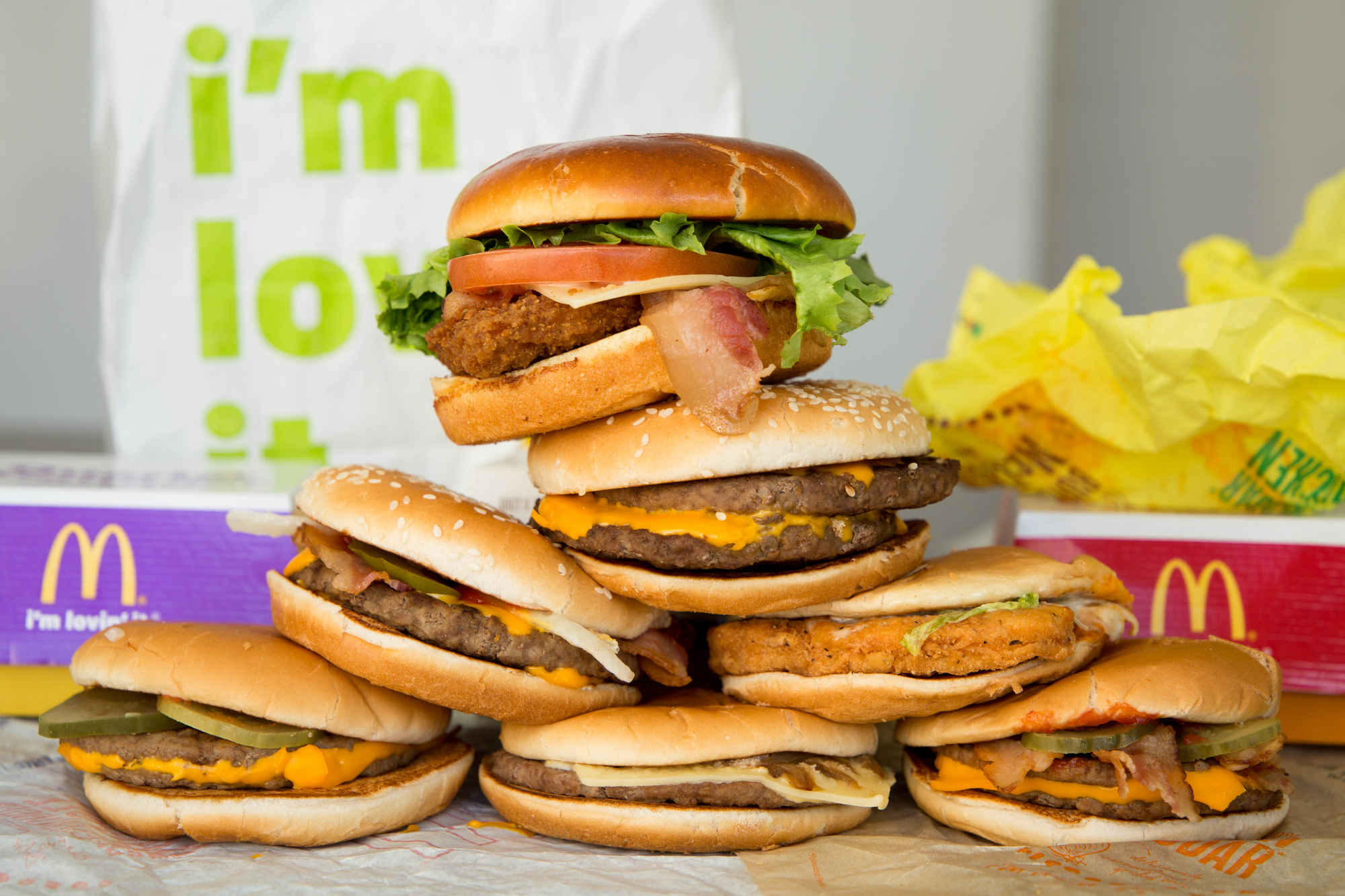 All 22 mcdonald 39 s sandwiches ranked thrillist for Calories in a mcdonald s fish sandwich