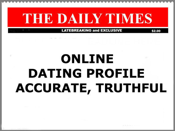 Funny profile headlines for online dating