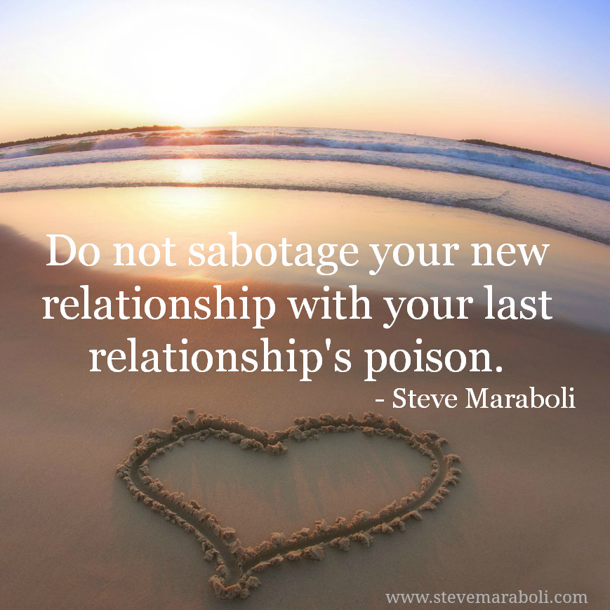 Relationships: A Funeral For Past Relationships