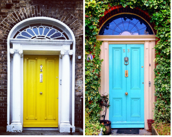 2015-03-30-1427742942-9859725-DublinDoor5.png & A Colorful Look Behind the Doors of Dublin | HuffPost