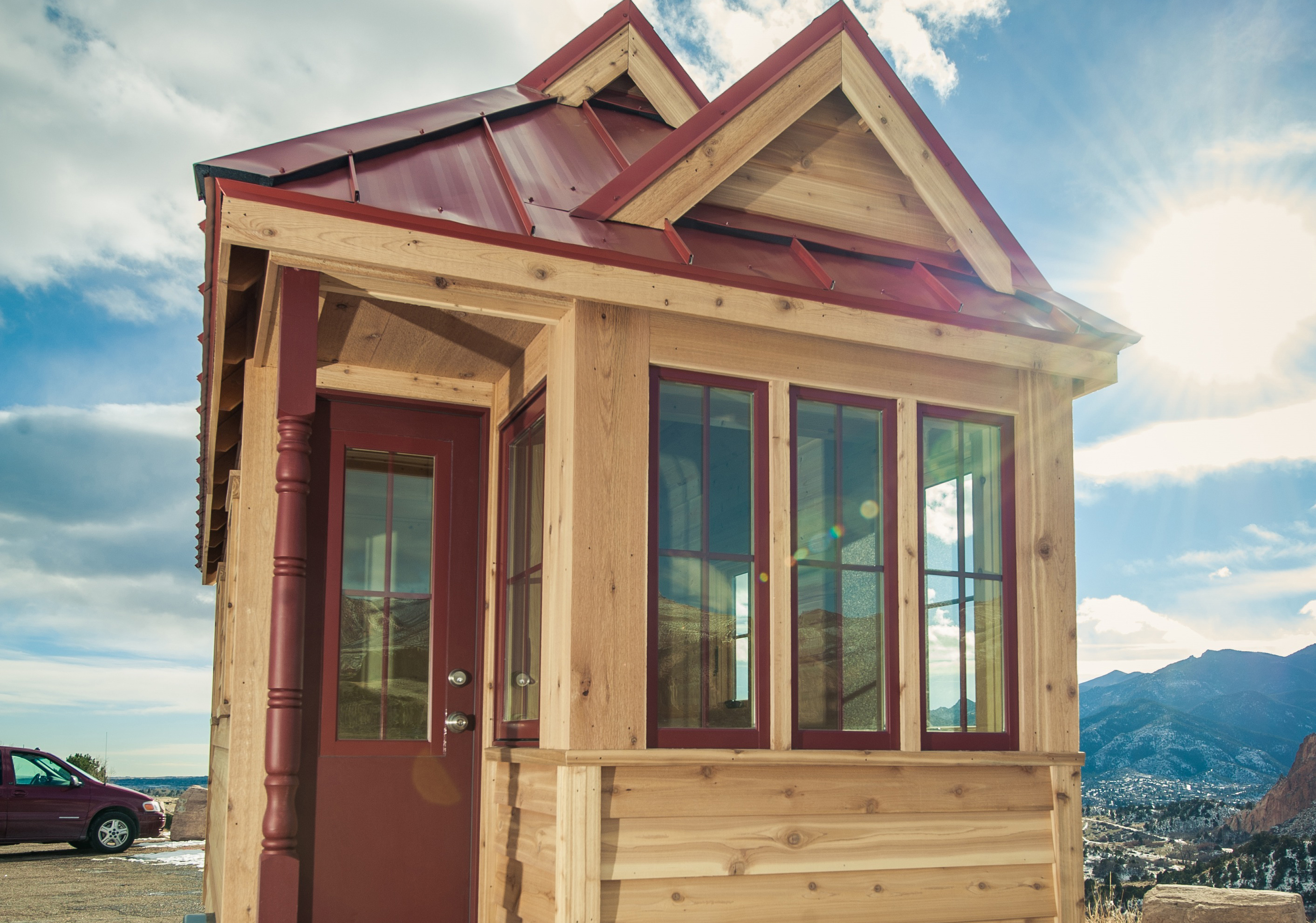 Square Foot Homes 17 tiny dream homes under 200 square feet | huffpost