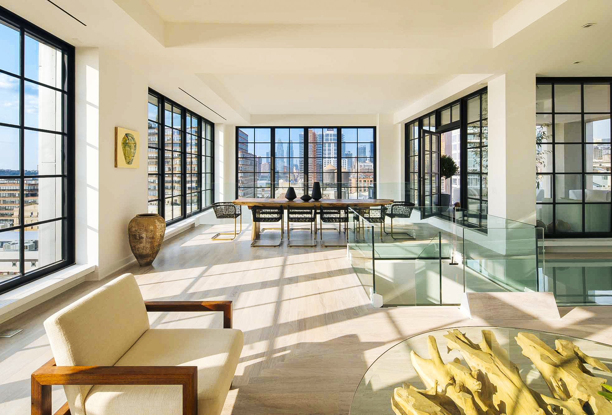 5 Penthouses You Would Sell Your Soul to Live In | HuffPost | 1966 x 1333 jpeg 1428kB