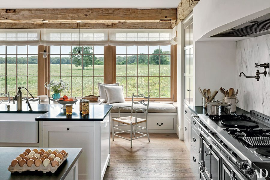 10 Inspiring Rustic Kitchens HuffPost