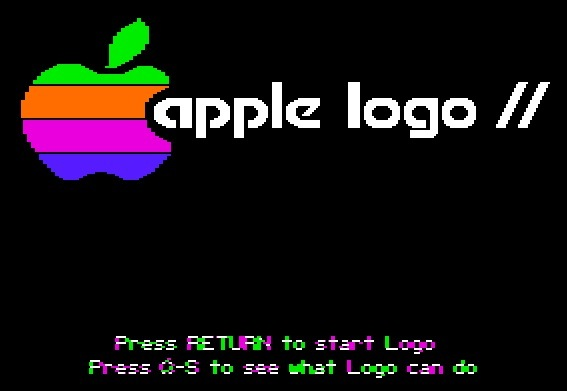 Logo Screen Turtle Apple Logo ii Splash Screen