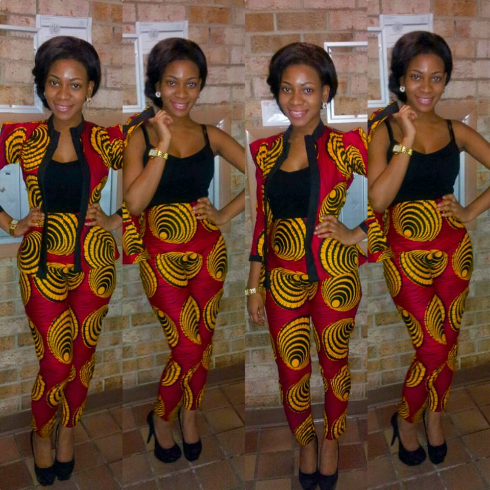 African Print Fashion: Interview With The Etsy Of The African Print Designer
