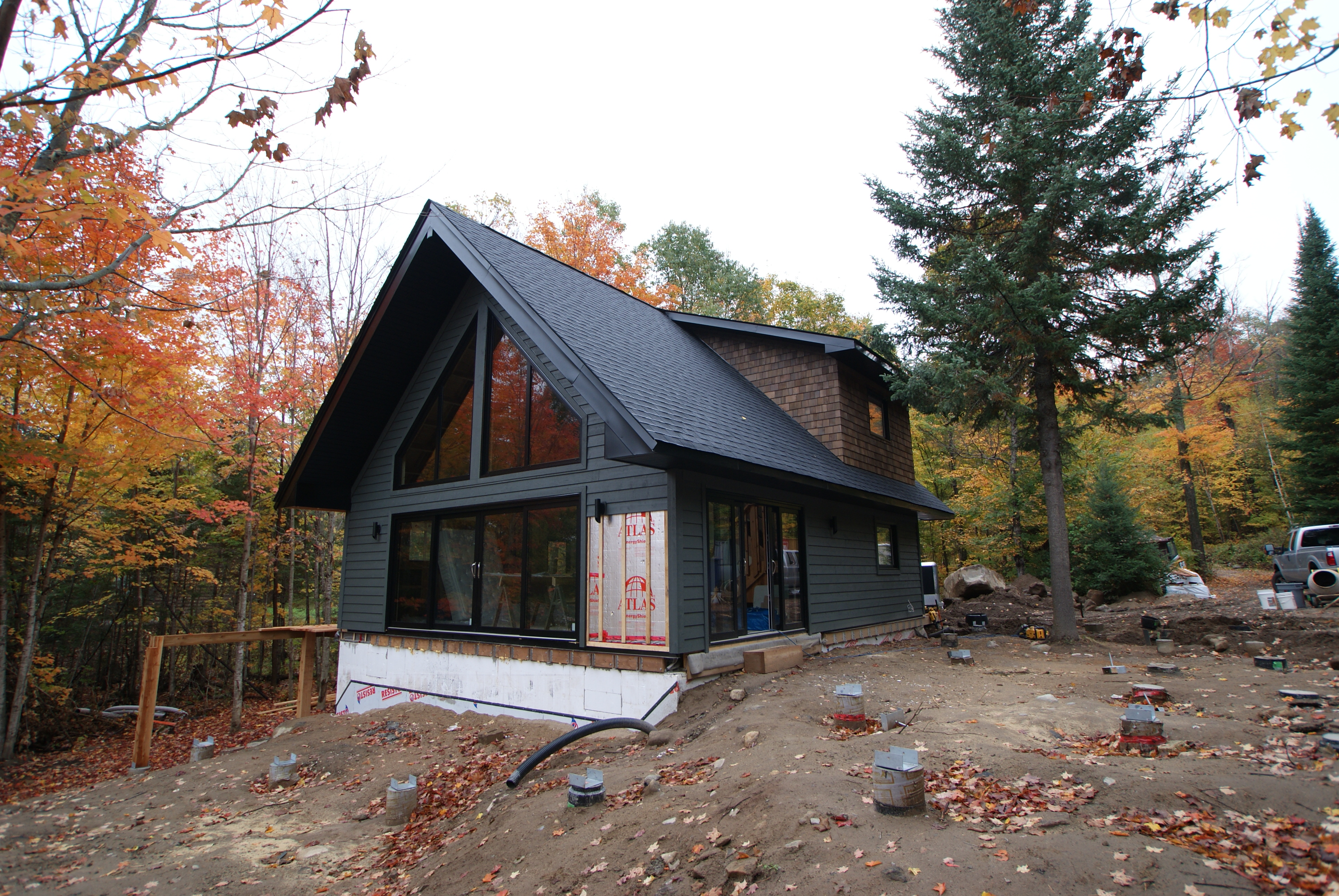 Facelifting A Cottage Huffpost Canada