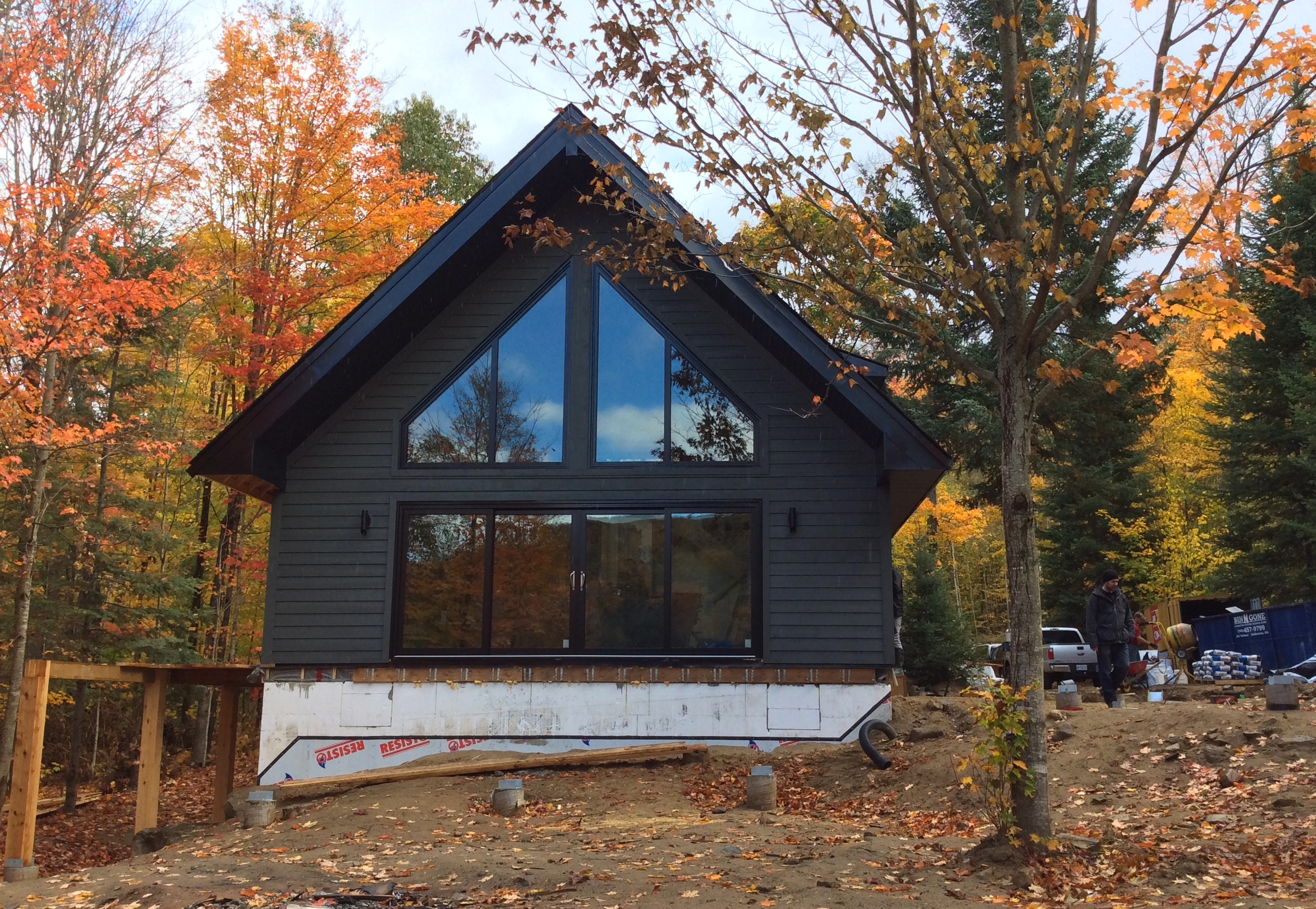 Facelifting A Cottage