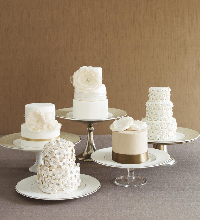 Unique Small Wedding Ideas: 10 Wedding Cakes That Almost Look Too Pretty To Eat