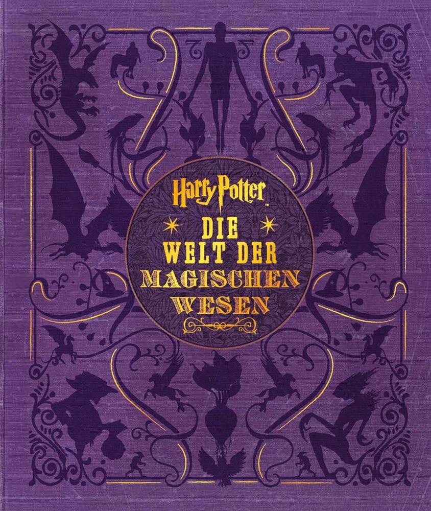 Harry Potter - Die Welt der magischen Wesen von Jody Revenson Buchkritik