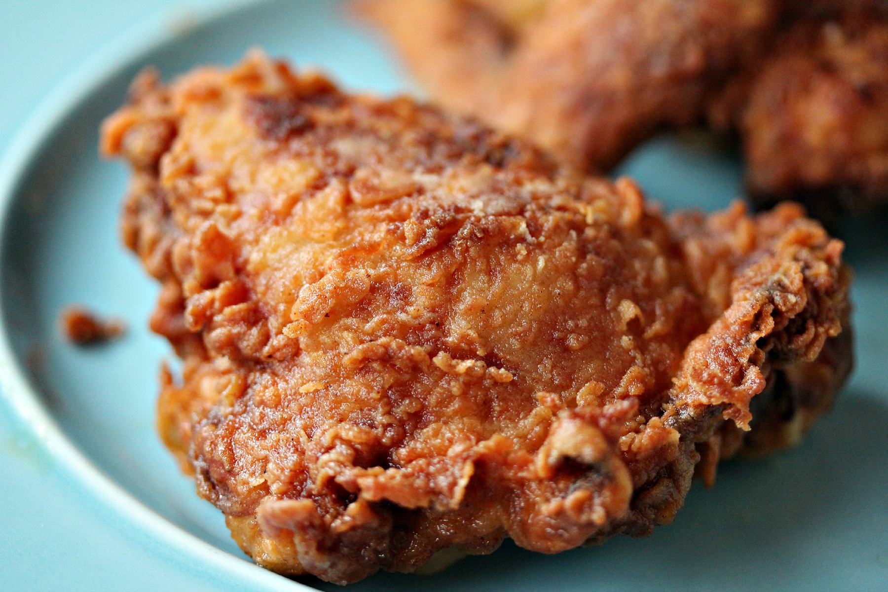 How to Make Popeye's Spicy Chicken Recipe