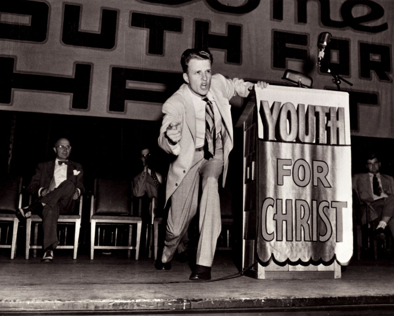 Billy Graham | HuffPost