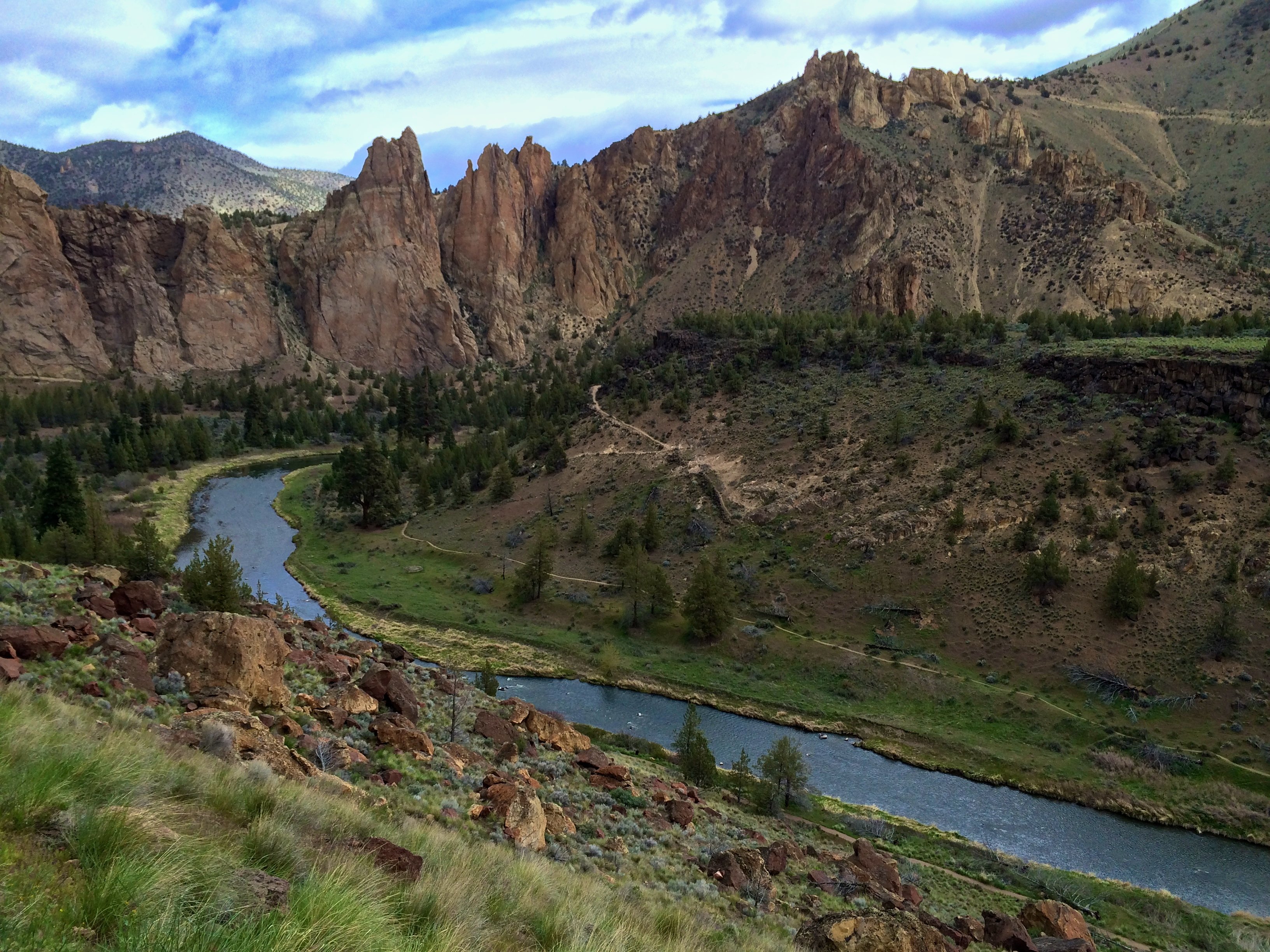 the 10 most beautiful spring hikes in oregon huffpost
