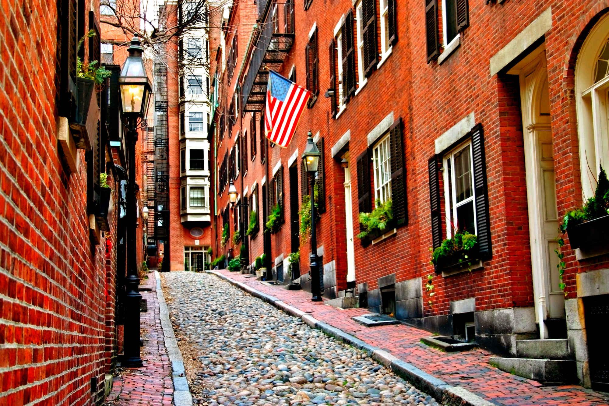 The 10 Most Beautiful Neighborhoods In America, Ranked ...