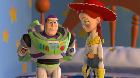 ce6672e1 The Love Stories of 'Toy Story' | HuffPost Life