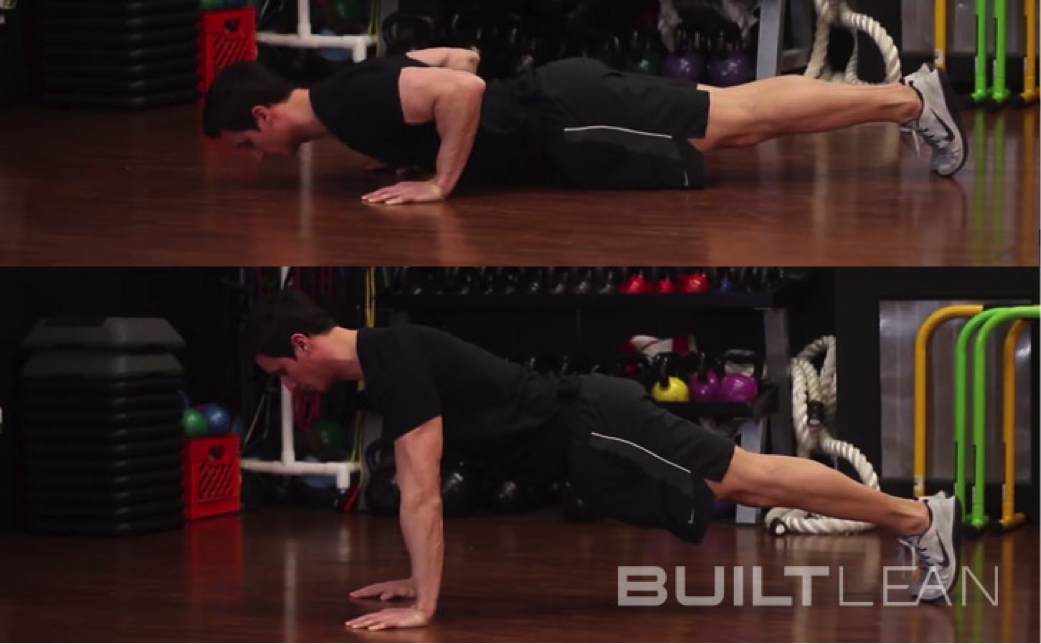 3 Tips to Master Push-Up Form | HuffPost Life