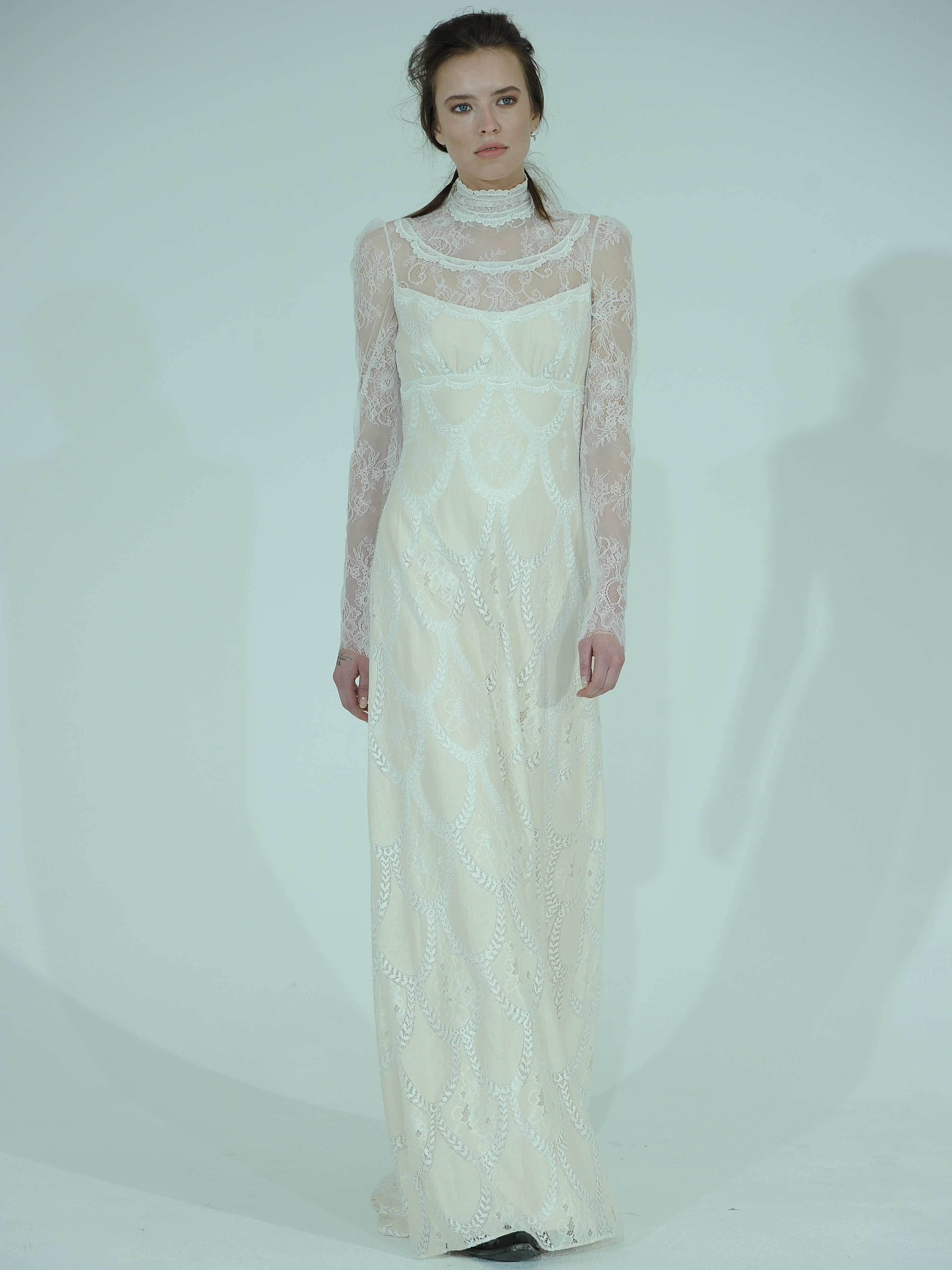 Spring Wedding Dresses.Claire Pettibone S Spring Wedding Dresses Take Us Back To