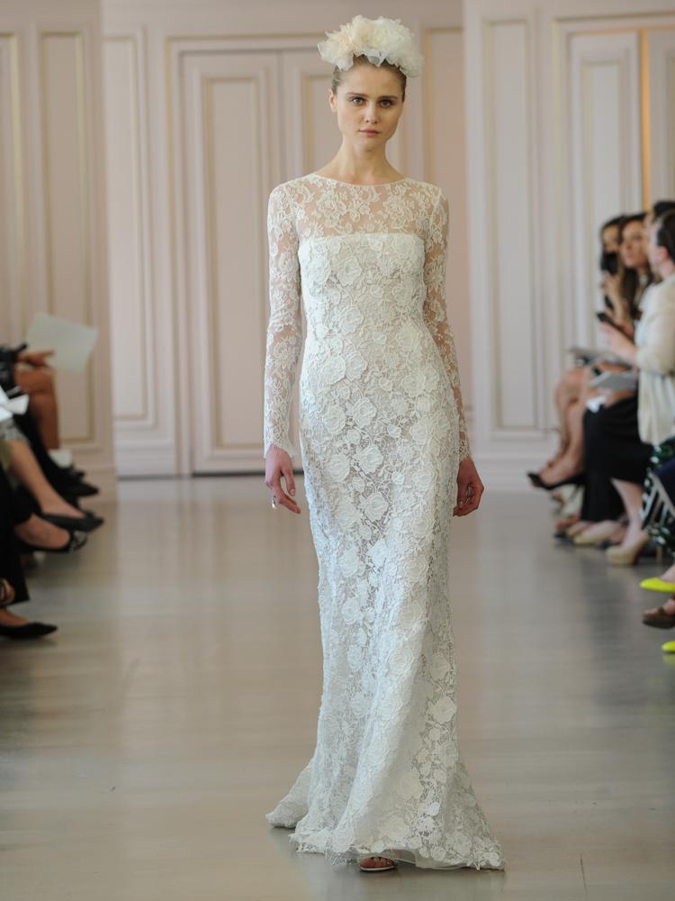 Oscar de la renta 39 s spring 2016 collection is a tribute to for De la renta wedding dresses