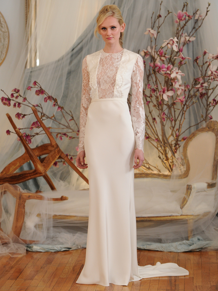 9 sexy wedding dresses for daring brides only huffpost for Hot dresses to wear to a wedding