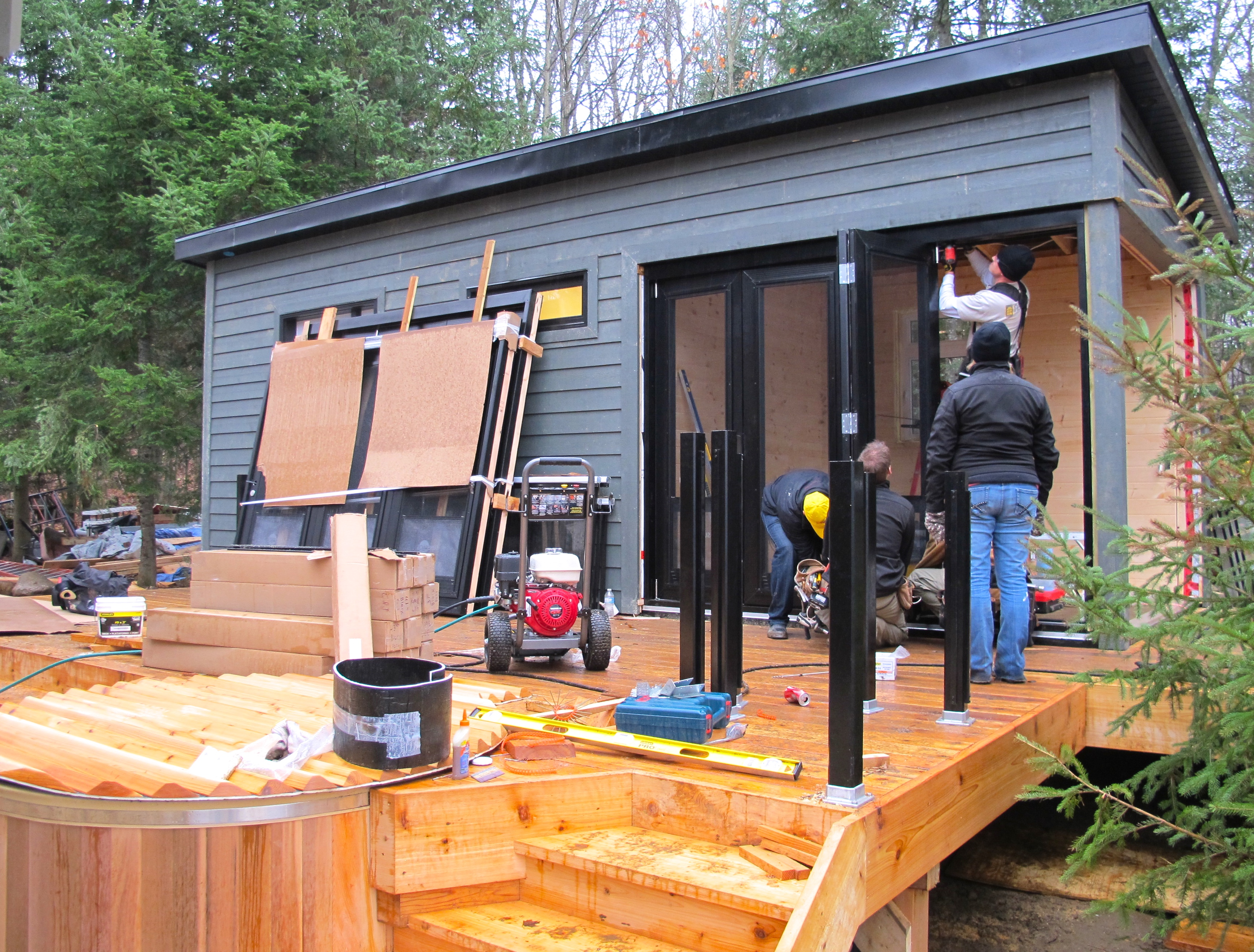 Our Game Of Homes And Bunkies Huffpost Canada